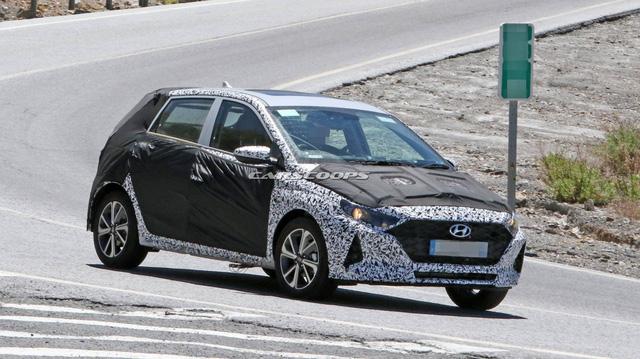 Hyundai i10 sắp có một loạt thay đổi lớn, đe doạ các xe nhỏ đang gây bão doanh số