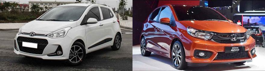 So sánh Honda Brio, Toyota Wigo và Hyundai Grand i10: Sôi động cuộc chiến xe thành thị
