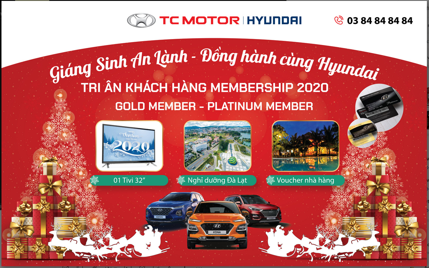 Giáng Sinh An Lành - Đồng Hành Cùng Hyundai
