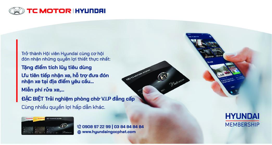 Hội VIên Hyundai