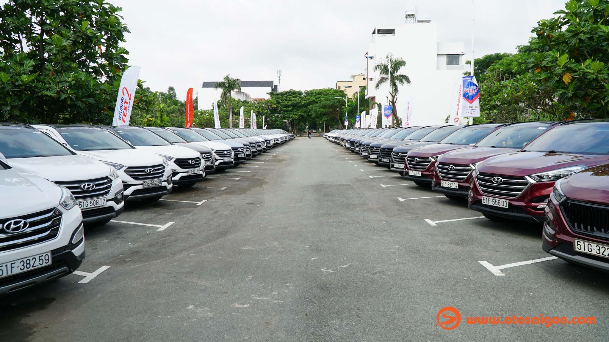 Tường thuật Hyundai Fest 2 – Ngày hội của người dùng xe Hyundai tại Miền Nam