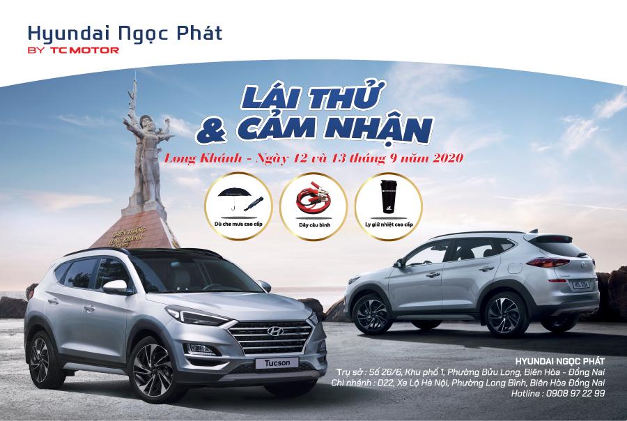 Chương trình lái thử tại Long Khánh